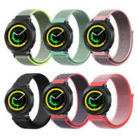 For Samsung Gear Sport / Gear S2 Classic / Galaxy Watch 42mm Bands Nylon Strap
