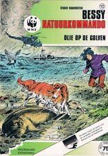 Bessy Natuurkommando 10: Olie op de Golven.                1ste druk!