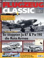 Flugzeug Classic - Das Magazin für Luftfahrt, Zeitgeschichte und Oldtimer -11/16