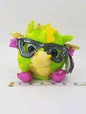 "Aurora Gumdrops Eye'm Sweet 6"" Plush Nerdy Dragon NEW Stuffed Animal Toy, Ginger"