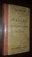 FABLES - La Fontaine - Nouvelle édition par Ch. Aubertin