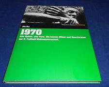Süddeutsche Zeitung WM-Bibliothek - Mexiko 1970 Alle Spiel, alle Tore