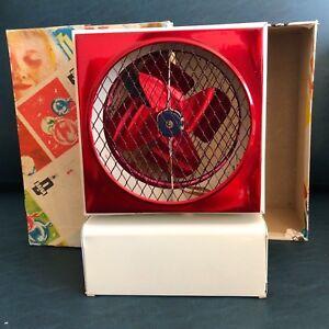 Daisa FAN Antique Toy Miniature for Kids in Original BOX