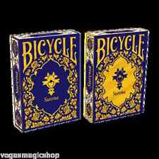 Surena Deck (2 Pack Set) Bicycle Playing Cards Poker USPCC Limited Edition New