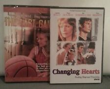 Changing Hearts / The Last Game    2 DVD's    BRAND NEW