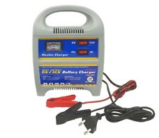 Caricabatterie 12,0 Amp 6/12 Volt MasterCharger - WJBCO12A