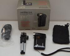 Hitachi DZHV-582E Camcorder Video Camera Digital Voice Recorder PC Cam  DZHV-582