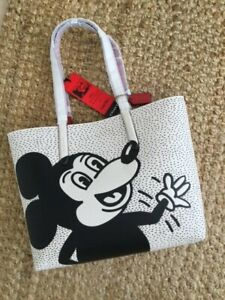 Coach Disney Mickey Mouse x Keith Haring Tote – NWT