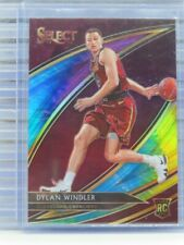 2019-20 Select Dylan Windler Courtside Tie Dye Prizm Rookie Card RC #08/25 P8