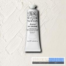 WINSOR & NEWTON Artist Oil Color Paint Tube 37ml Flake White Hue 1214242