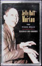 Jelly Roll Morton:  The Piano Rolls (Cassette, 1997, Nonsuch) NEW