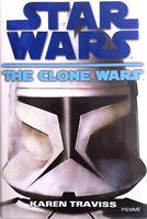 STAR WARS The Clone Wars KAREN TRAVISS Nuovo