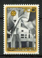 San Marino 1987 Sass. 1196 Nuovo ** 100% Europa CEPT