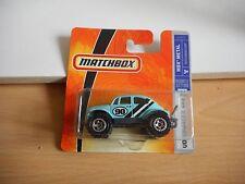 Matchbox VW Volkswagen Beetle 4X4 #90 in Light Blue on Blister