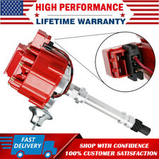 HEI Distributor Assembly 9000RPM For Chevy GMC 350 454 SBC BBC MSD Coil Module