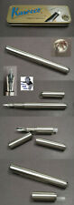 Kaweco Supra Fountain Pen Holder Eco Made of Stainless Steel Stainless Steel #