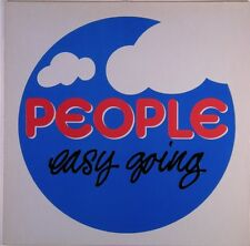 PEOPLE easy going LP Ohrwurm Rec. GER 1982 ROCK