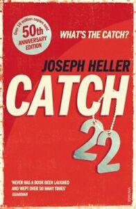 Catch-22: 50th Anniversary Edition by Heller, Joseph Paperback Book The Cheap