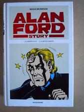 ALAN FORD STORY - edizione cartonata n°1 Mondadori comprende n°1-2  [G396]