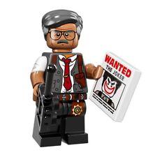 New LEGO Batman Movie Series Commissioner Gordon Minifigure 71017 coltlbm07