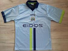 MANCHESTER CITY! 2000-02! shirt trikot camiseta maglia jersey! 5/6 ! M - adult@