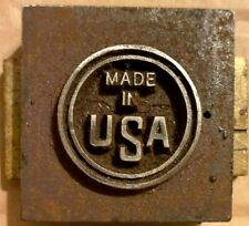 Wilson Sporting Goods Made in USA Steel stamping die Baseball Mitt Glove