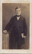 Photographie anonyme Marseille France Carte de visite Vintage albumine ca 1860