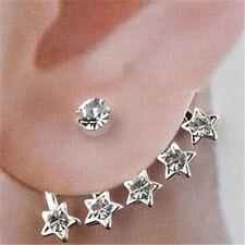 Star Wrap 2PC Pair of Earrings Jewelry Piercing Fashion Post Fun