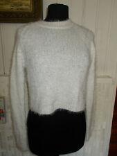 Pull court laine/acrylique tout doux VINTAGE SUPERDRY XS 34/36
