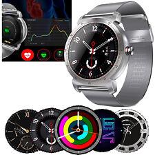 Bluetooth Smart Watch Sleep Monitor Talk Band For Samsung Xiaomi Huawei P20 P10