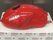Ducati Monster Red Fuel Tank S4, S4R, 620,750,800,1000, Part No. 58610372AA