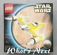 Lego STAR WARS (10026) Ultimate Collector Series UCS NABOO STARFIGHTER 2002 NEW