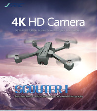 5G 4K WiFi GPS JJRC Flow Racing Drone Quadcopter HD Brushless RC Camera Foldable