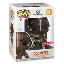 Funko POP Overwatch Leopard Doomfist Vinyl Figure 351 Target Exclusive New