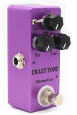 Mosky pedal CRAZY TONE Distortion pedal Guitar Effect Pedal And True Bypass