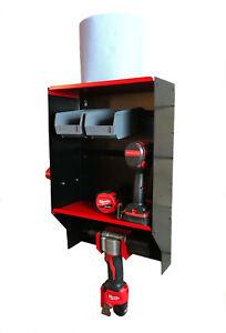MegaMaxx Pop Rivet Tool Storage Unit - Milwaukee M12BPRT-0 M12 - Garage Workshop