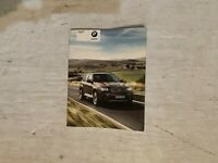 2011 BMW X5 Owners Manual GUIDE BOOK FACTORY OEM