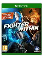 Fighter Within (Xbox One) - MINT - Super FAST & QUICK Delivery Absolutely FREE