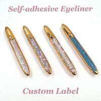 Self-Adhesive Magic Eyeliner Pen Waterproof Non-magnetic No Glue Needed Lashes ♛