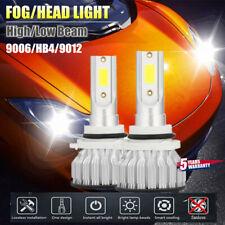 2x CREE 9006/HB4 LED Headlight Kits Hi/Lo Power 6000K White 2000W 480000LM Bulb