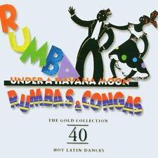 Lecuona Cuban Boys Rumbas & congas-Under a Havana moon (split compilati.. [2 CD]