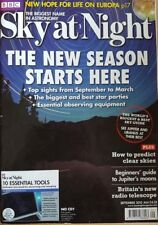 BBC SKY AT NIGHT MAGAZINE SEPTEMBER 2010 +CD-ROM, ISSUE 64