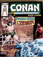 Conan il Barbaro COLORE n°34 ed. Marvel Comic ART  [G.187]