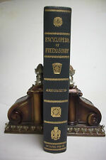 1917 ENCYCLOPEDIA OF FREEMASONRY*Near Fine! Secret*Occult*Knights Templar