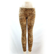 SEXY LEOPARD PRINT OPAQUE  LEGGINGS  HOT! LEOPARD LEGGINGS