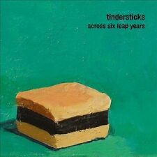 Across Six Leap Years (CD) by the Tindersticks Tinder Sticks