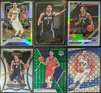 Lot of (6) JJ Redick, Including Timeless Treasures, Prizm/Optic silvers & more