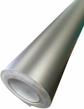 Matt Vinyl Car Wrap Grey (Air/Bubble Free) 1520mm x 300mm Sent in Postal Tube