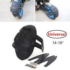 "14-18"" Rear Wheel Fender Motorcycle Splash Mud Guard Protector Cover Mugguard"