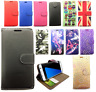 For Huawei P8 Lite 2017 PRA-LX1 - Magnetic Wallet Flip Case Book Cover Stand